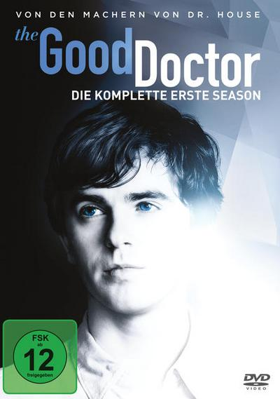 The Good Doctor - Die komplette erste Season DVD-Box