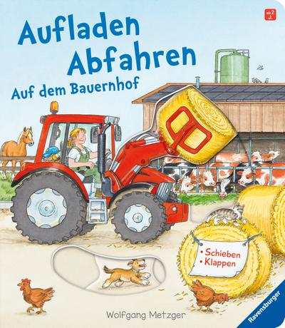 Aufladen - Abfahren: Auf dem Bauernhof