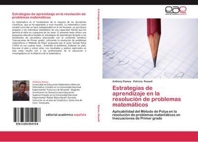 Estrategias de aprendizaje en la resolución de problemas matemáticos