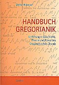 Handbuch Gregorianik
