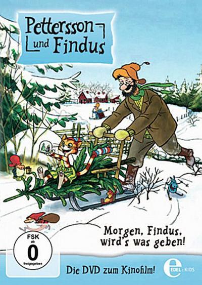 Pettersson und Findus, Morgen, Findus, wird's was geben!, 1 DVD