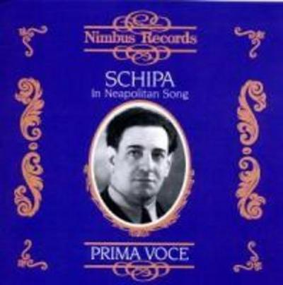 Schipa In Neapolitan Song