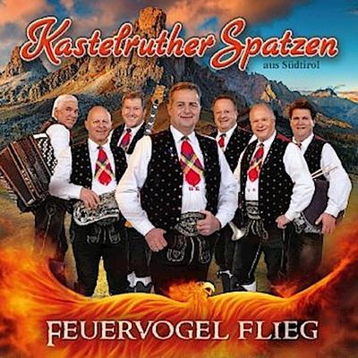 Feuervogel flieg, 1 Audio-CD