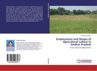 Employment and Wages of Agricultural Labour in Andhra Pradesh