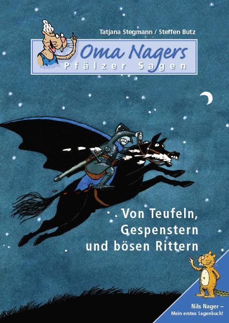 Tatjana Stegmann ~ Von Teufeln, Gespenstern und bösen Rittern 9783937752068