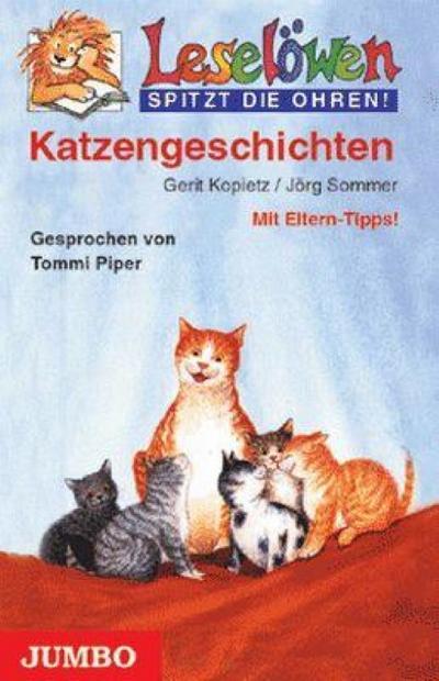 Katzengeschichten, 1 Cassette