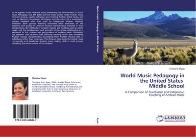 World Music Pedagogy in the United States Middle School