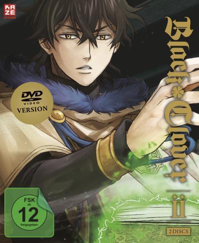 Black Clover - DVD 2 (Episoden 11-19) (2 DVDs)