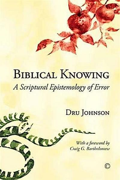 Biblical Knowing