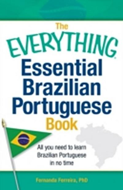 Everything Essential Brazilian Portuguese Book