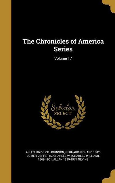 CHRON OF AMER SERIES V17