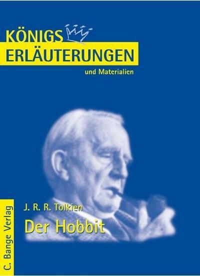 Der Hobbit  - The Hobbit von J.R.R. Tolkien. Textanalyse und Interpretation.