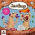 Jan & Henry 06. 9 lustige Miträtsel-Geschichten und 1 Lied