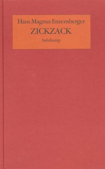 Zickzack: Aufsätze
