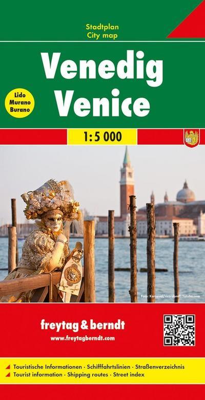 Venedig 1 : 5 000