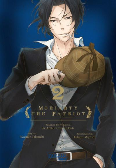 Moriarty the Patriot 2