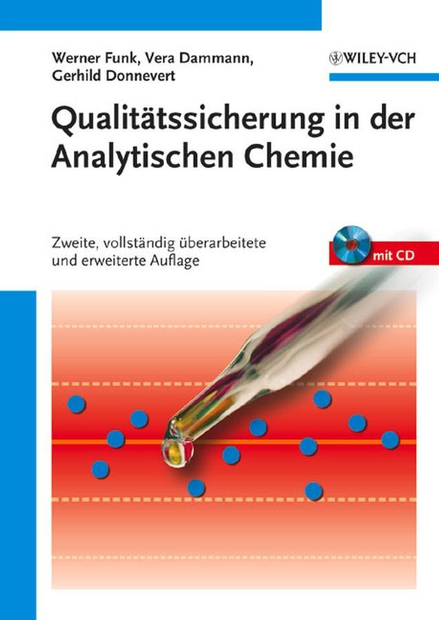 Qualitatssicherung in der Analytischen Chemie Werner Funk