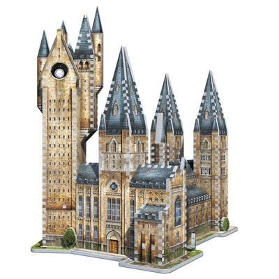 Wrebbit 3D, 3D Puzzle, Hogwarts Astronomieturm -  Harry Potter Collection - Wrebbit 3D - Spielzeug, Englisch| Französisch| Deutsch, , 3D-PUZZLE, 3D-PUZZLE