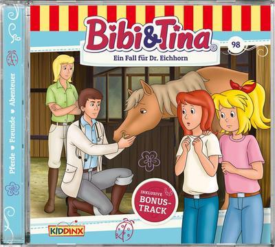Bibi & Tina 98: Ein Fall für Dr. Eichhorn