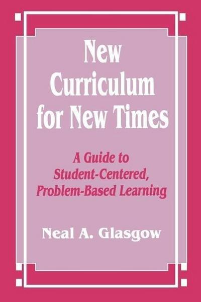 New Curriculum for New Times