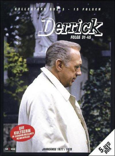 Derrick - Collectors Box 3 (Folge 31-45)