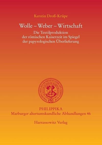 Wolle - Weber - Wirtschaft