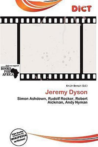 JEREMY DYSON