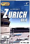 XPlane 11 AddOn Airport Zürich V 2.0