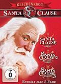 Santa Clause Geschenkbox. Tl.1-3, 3 DVDs