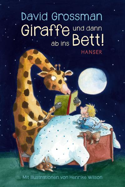 Giraffe und dann ab ins Bett!
