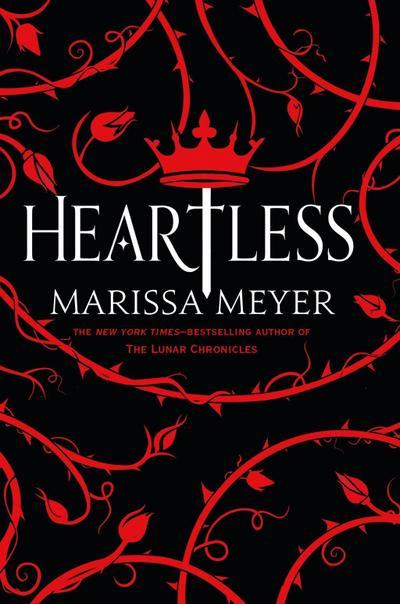 Heartless - Macmillan USA - Taschenbuch, Englisch, Marissa Meyer, ,