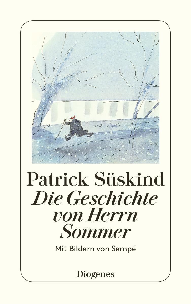 Die Geschichte von Herrn Sommer, Patrick Süskind