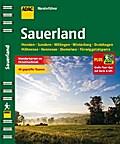 ADAC Wanderführer Sauerland; mit QR-Code