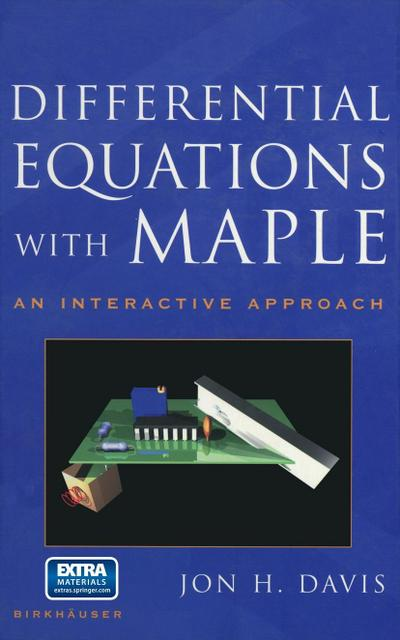 Differential Equations with Maple