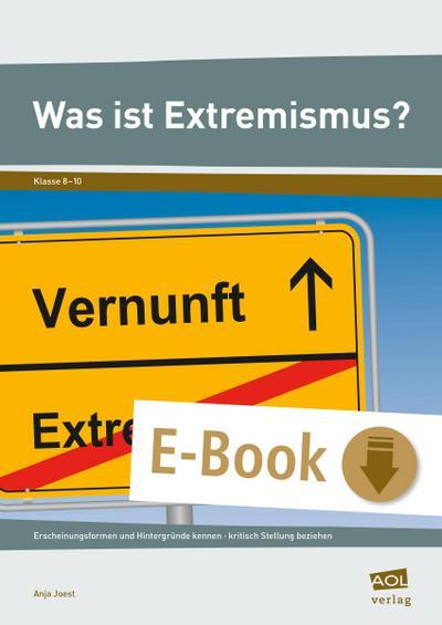 Was ist Extremismus?