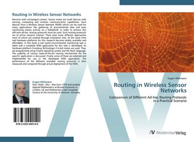Routing in Wireless Sensor Networks