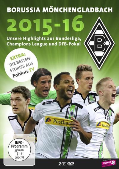 Borussia Mönchengladbach - Saisonrückblick 2015/2016