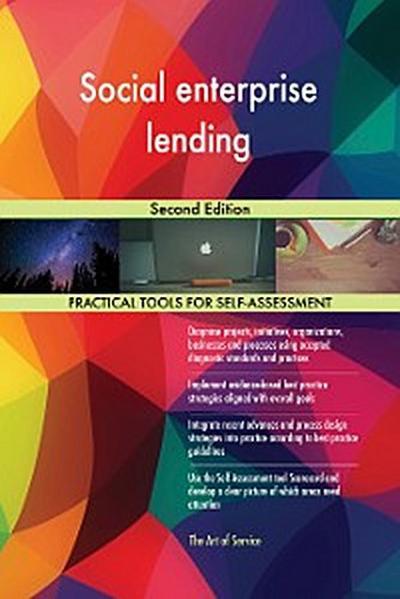 Social enterprise lending Second Edition