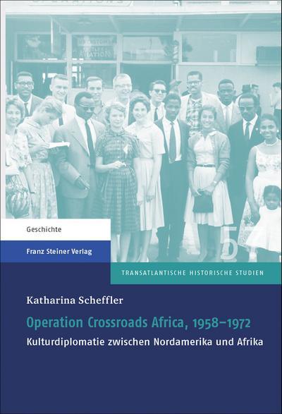 Operation Crossroads Africa, 1958-1972