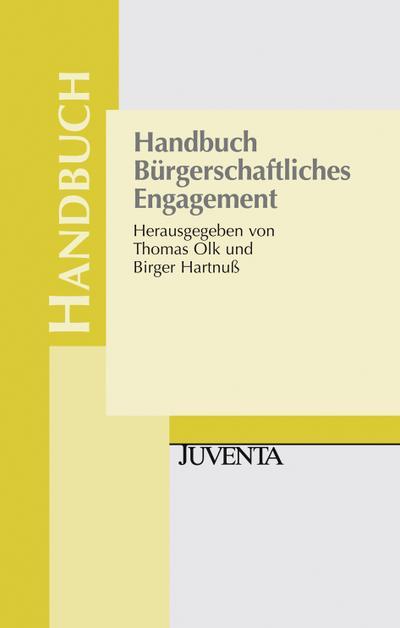 Handbuch Bürgerschaftliches Engagement