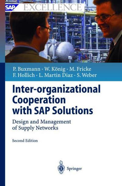 Inter-organizational Cooperation with SAP-Solutions