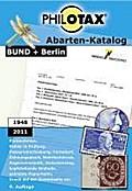 Abarten-Katalog Bund + Berlin, DVD-ROM