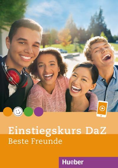 Einstiegskurs DaZ zu Beste Freunde: Deutsch als Zweitsprache