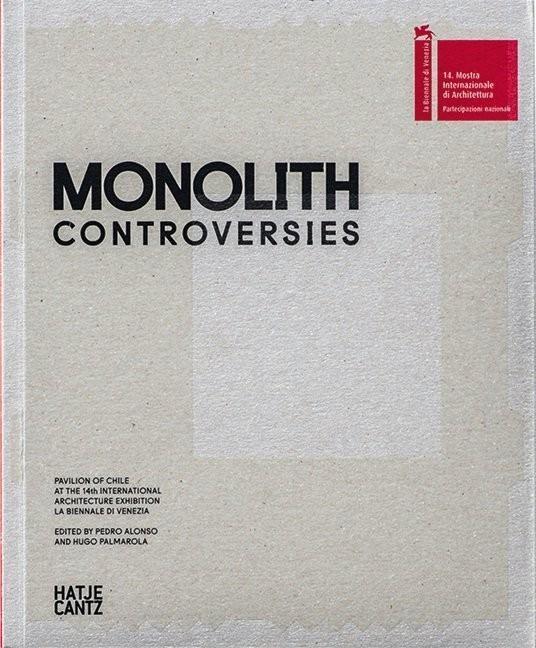 Monolith. Controversies Pedro Alonso
