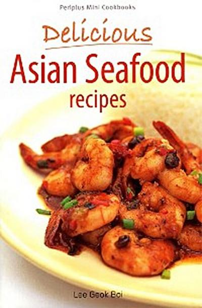 Mini Delicious Asian Seafood Recipes