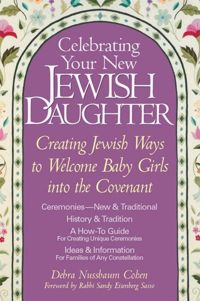 Celebrating Your New Jewish Daughter