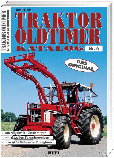 Traktor Oldtimer Katalog Nr. 6