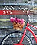Helle Tage 2018 Postkartenkalender