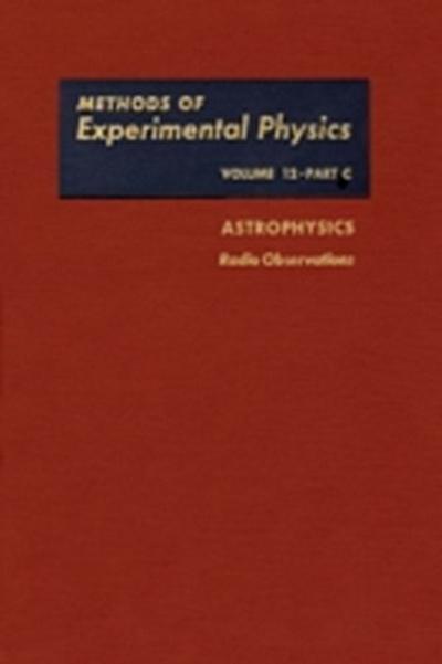 METHODS OF EXPERIMENTAL PHYSICS V.12C