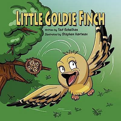 Little Goldie Finch